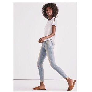 Lucky Brand Light Wash Skinny Jeans